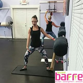 Beyond Barre at Tate's Total Training