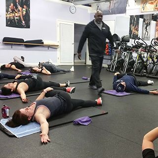 Group Classes at Tate's Total Training