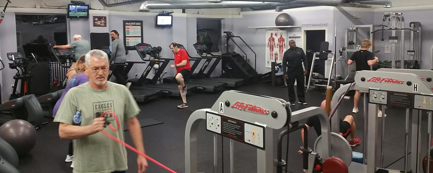 Personal Training at Tate's Total Training