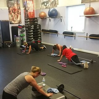 Fitness Services at Tate's Total Training
